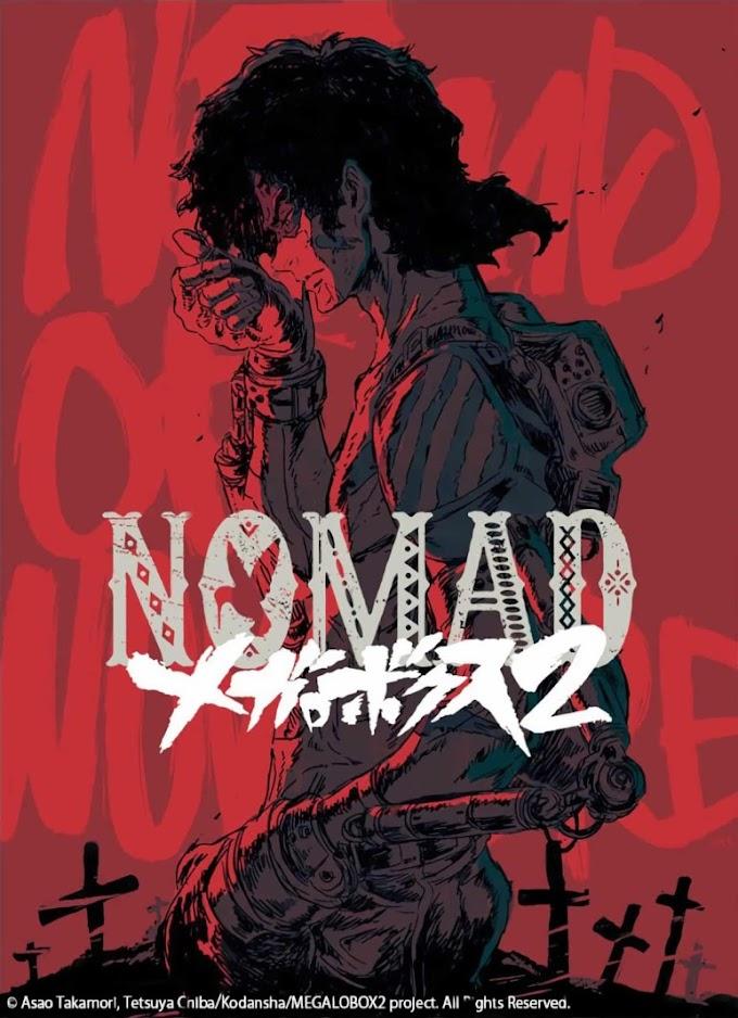 "mabanua - El Canto del Colibrí Lyrics  ⌊TV Anime ""Nomad: Megalo Box 2"" ED⌉"