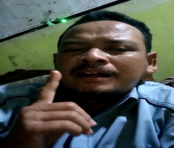 Video Cuitan Oknum RW di Jayanti Dapat Kecaman dari DPP LSM Pusaka Sakti Bersatu