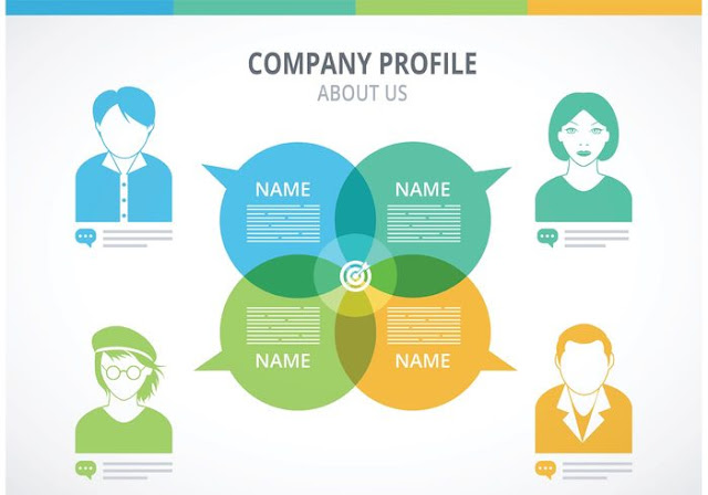 Company Profile templates MS Word Format Download Download free – Company Profile Template Microsoft