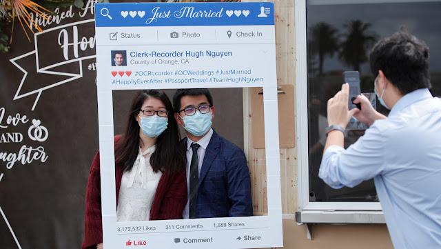 Nueva York permitirá bodas en línea durante el confinamiento por el coronavirus