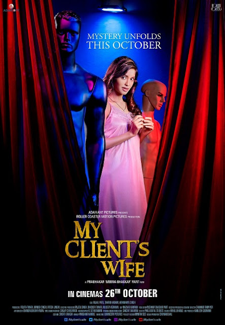 My Client's Wife (2020) Hindi 500MB WEB-DL 720p HEVC x265 Download