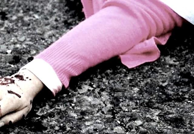 Niña de la calle murió aplastada