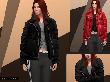 Puffer Jacket (Patreon Exclusive)