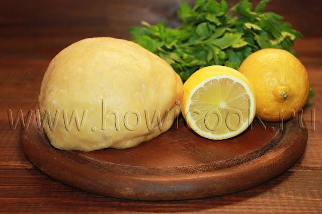 рецепт американского тыквенного пирога с пошаговыми фото