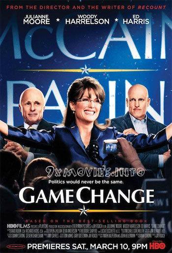 Game Change 2012 Dual Audio Hindi 480p Bluray 350mb