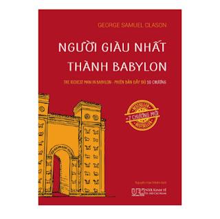 Người giàu nhất thành Babylon - phiên bản đầy đủ thêm 2 chương mới ebook PDF EPUB AWZ3 PRC MOBI