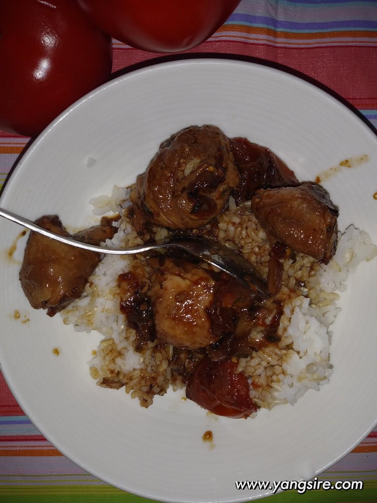 A Filipinos favorite dish.