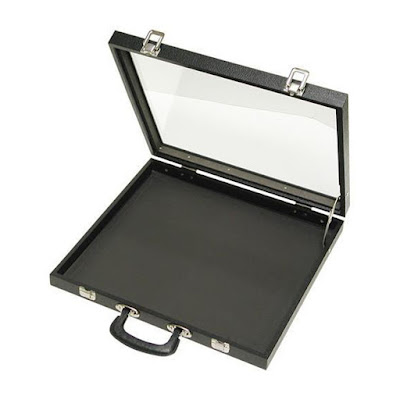 Glass View Top Carrying Case from Nile Corp