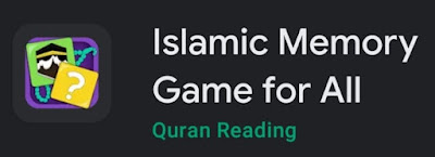 Game Islamic Memory Game For All