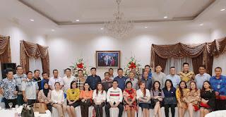 Setelah Gubernur, Suyanto Sampaikan Aspirasi Masyarakat Soal Penerangan Boulevard sampai Masalah Limbah ke Walikota Manado