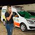 Prefeito Ozires Castro entrega mais 02  veículos para atendimento da Saúde