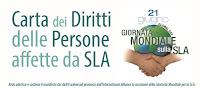 Giornata mondiale SLA: manifesto  diritti dei malati