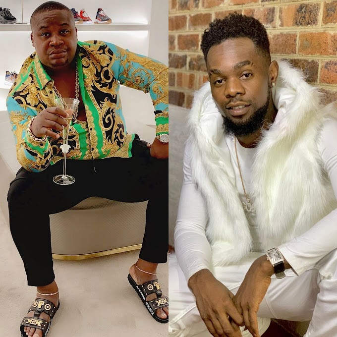 Cubana Chiefpriest Teams Up With Patoranking On His First Ever Song Tagged Hennessy