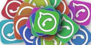 Cara membuat logo whatsapp dengan coredraw