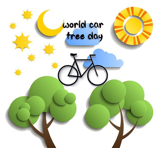 world car free day photos save nature