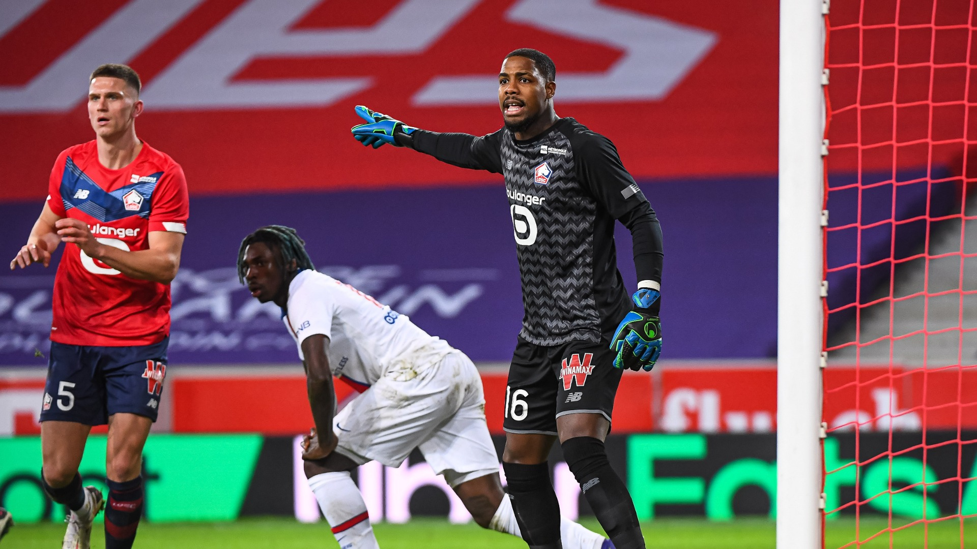 Lille need one more victory to seal their first Ligue 1 title in 10 years
