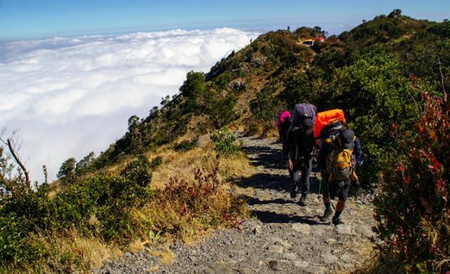 wisata alam gunungg lawu