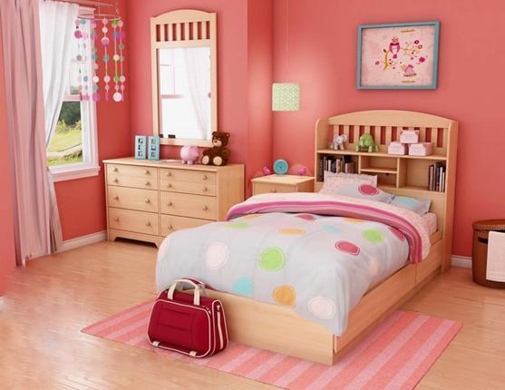 Giường ngủ trẻ mẫu giáo (2 – 5 tuổi)