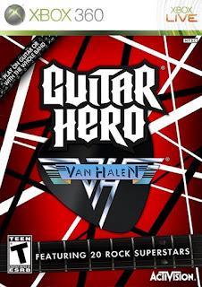 Guitar Hero Van Halen (XBOX 360) 2010