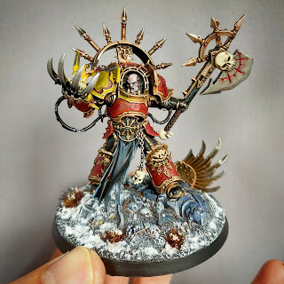Abaddon Conversion by 40KSteve Twitter