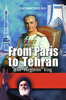 From Paris To Tehran by Ozias Marcovici #BookReview #BookChatter #Books