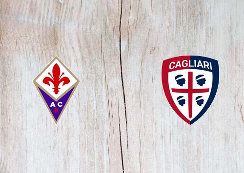 Fiorentina vs Cagliari -Highlights 08 July 2020