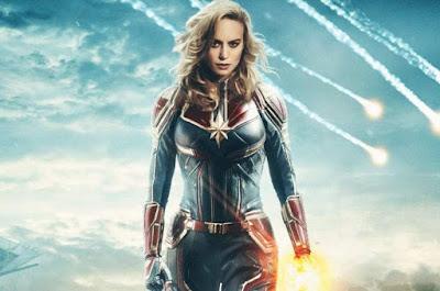 Película Capitana Marvel Avengers