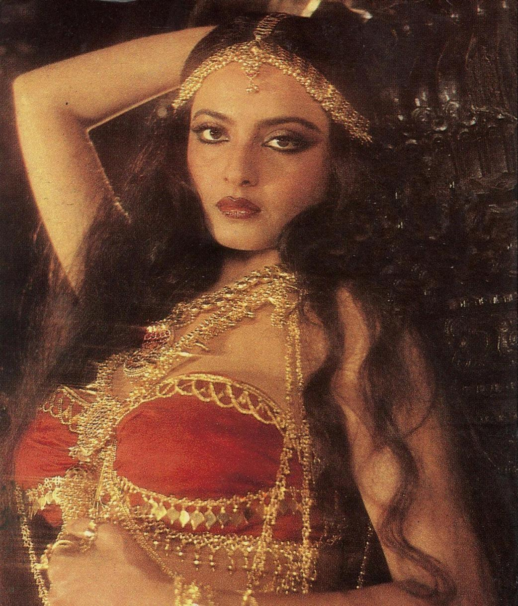 Impossible the Nude image of rekha