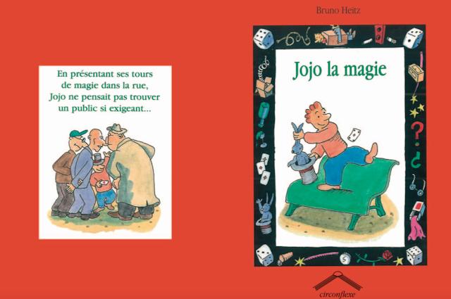 قصص للأطفال - تحميل كتاب قصة Jojo la magie بالفرنسية ومصورة PDF