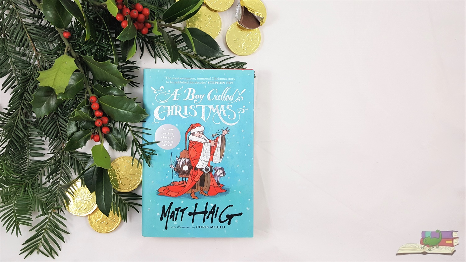 english saturday a boy called christmas by matt haig - Why Is It Called Christmas