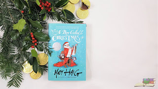 A boy called Christmas Matt Haig