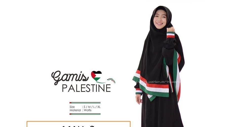 Baju Gamis Palestina