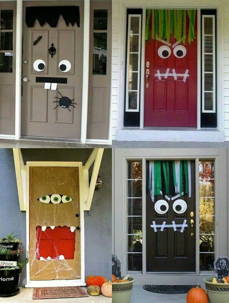 ideas de decoracion en halloween