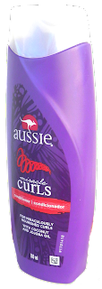 Ingredientes da Composição do Condicionador Aussie Miracle Curls