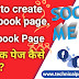 What Can You Do To Save Your CREATE FACEBOOK PAGE From Destruction By Social Media?