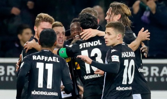 Monchengladbach will be buzzing with confidence following their impressive 2-1 home win over Bayern Munich