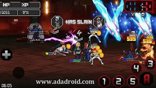 Download Naruto Senki Mod NSWON Cursed Battle Apk