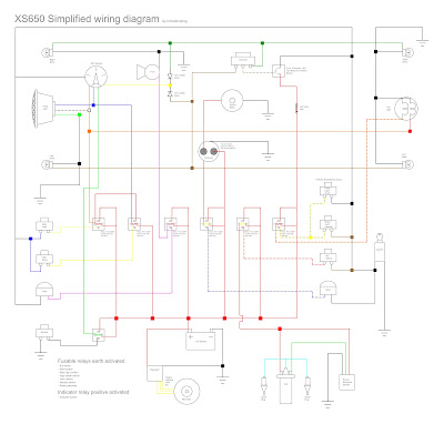 Yamaha Rd200 Wiring Diagram Free Download Schematic ... on