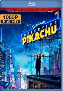 Pokemon Detective Pikachu[2019] [1080p BRrip] [Latino- Ingles] [GoogleDrive] LaChapelHD