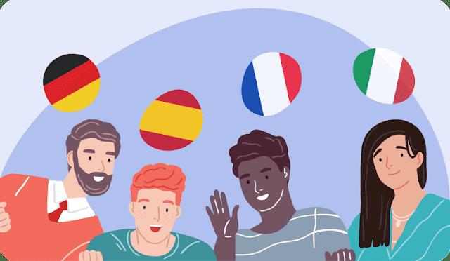 كيف تبدأ التحدث بلغة أجنبية بسرعة (وإجراء محادثات أساسية)