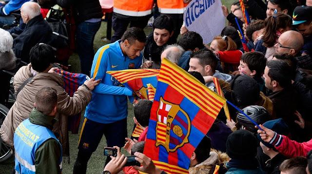 الموندو – نيمار سيجدّد مع برشلونة حتى 2022
