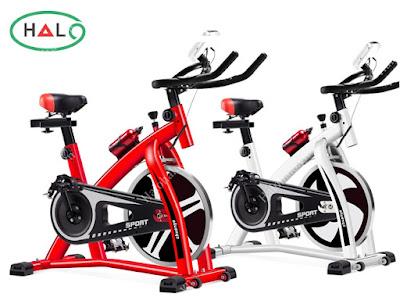 Máy tập thể dục đạp xe chính hãng