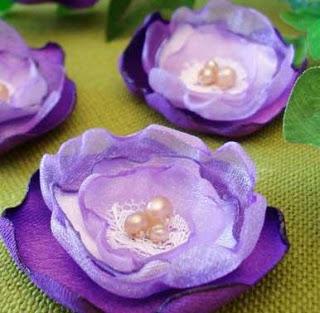 flores-organza
