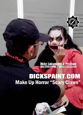 makeup halloween jakarta