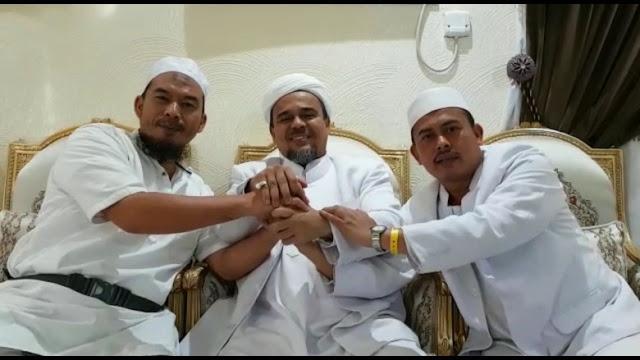 Bertemu Habib Rizieq di Mekah, PA 212 dan Garda 212 Berdamai