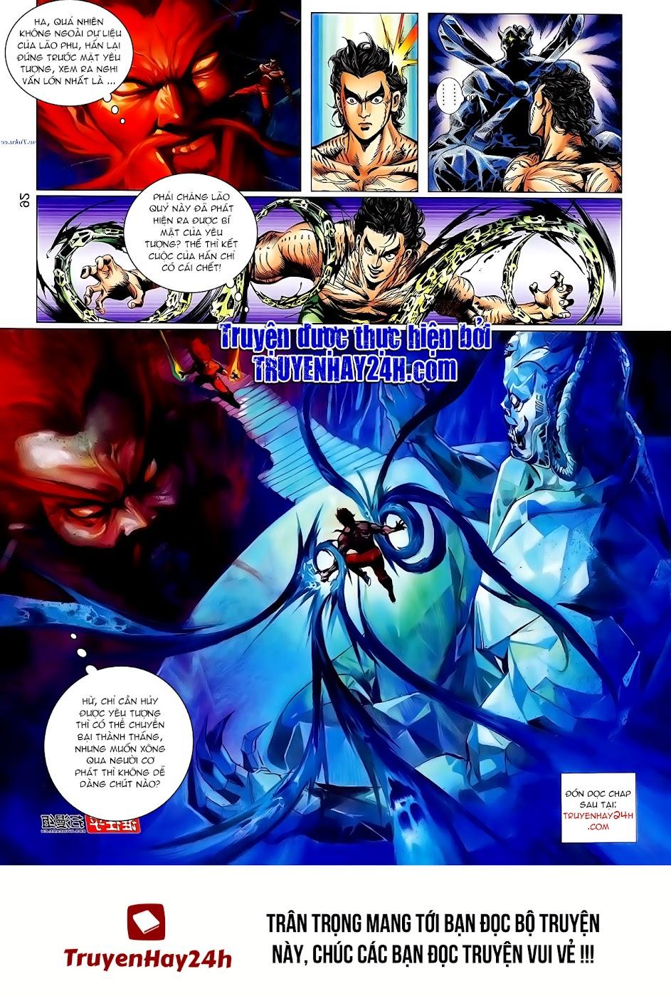 Cơ Phát Khai Chu Bản chapter 101 trang 31