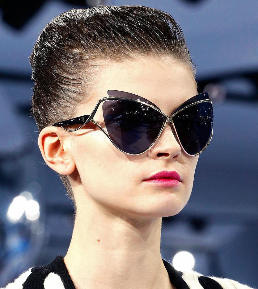 c4946f16293a Fashion & Lifestyle: Christian Dior Sunglasses... Fall 2013 Womenswear