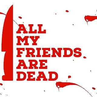 All My Friends Are Dead 2021 USA Brandon Guiles Kyle Blair Natalie Schwartz David Waldman  Horror