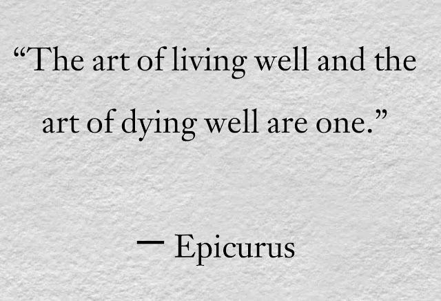 epicurus  Best Quotes