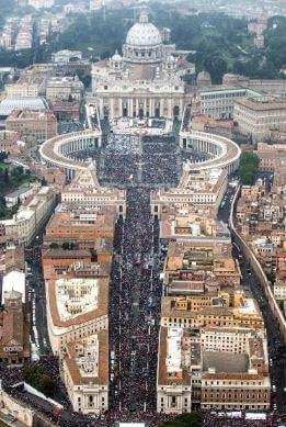 مدينة الفاتيكان - بنية تحتية فريدة من نوعها في مكان فريد